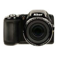 Nikon Coolpix L830 16 Megapixel Digital Camera - Black