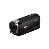 Sony HDR-CX240/B Full HD 1080p Handycam Digital Camcorder - Black
