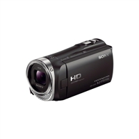 Sony HDRCX330/B Full HD 1080p Handycam Digital Camcorder - Black