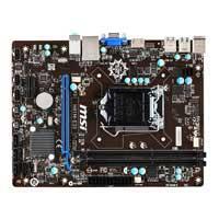 MSI H81M-E33 LGA1150 ATX Intel Motherboard