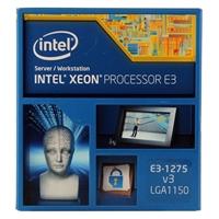 Intel Xeon Quad-core E3-1275 v3 3.5GHz Server Processor