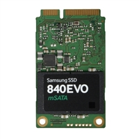 Samsung 840 EVO Series 500GB SATA 6.0Gb/s mSATA Internal Solid State Drive(SSD) MZ-MTE500BW