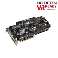 Gigabyte Radeon R9 290X Overclocked 4096MB GDDR5 PCIe 3.0x16 Video Card