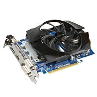 Gigabyte GV-R726XOC-1GD Radeon R7-260X Overclocked 1024MB GDDR5 PCIe 3.0 x 16 Video Card