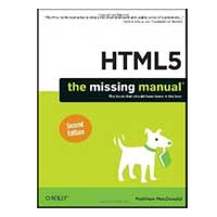 O'Reilly HTML5 MISSING MANUAL 2/E