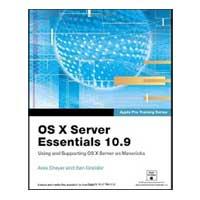 Sams OS X SERVER ESS 10.9