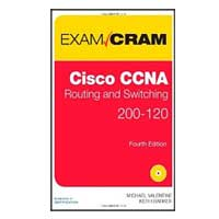 Sams CCNA Routing and Switching 200-120 Exam Cram, 4th Edition