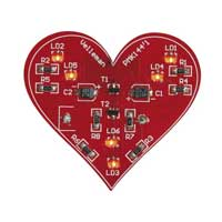 Velleman SMD Flashing Heart Kit