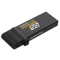 Corsair 64GB Flash Voyager GO USB 3.0 - Black