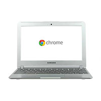 "Samsung Series 3 11.6"" Chromebook Recertified - Silver"