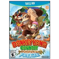 Nintendo Donkey Kong Country: Tropical Freeze (Wii U)