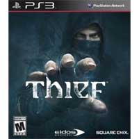 Square Enix Thief (PS3)