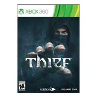 Square Enix Thief (Xbox 360)