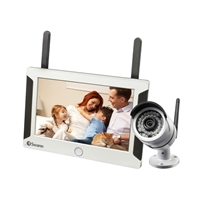 Swann Communications All-in-One Wi-Fi Video Monitoring System