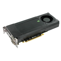 Build-Your-Own Components GeForce GTX 650 Ti PCIe 3.0x16 Video Card (Refurbished)