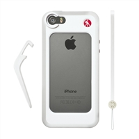 Manfrotto KLYP Case for iPhone 5/5s - White