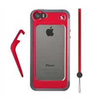 Manfrotto KLYP Case for iPhone 5 / 5S - Red