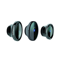 Manfrotto Set of 3 Lenses