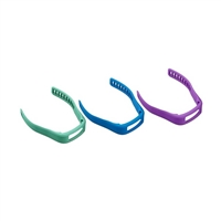 Garmin Women's vivofit Band - 3 Pack, Purple, Teal, and Blue.