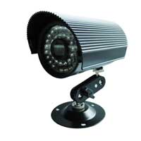 WinBook Security 6mm CCD 420 TV Lines Indoor/Outdoor Security Camera with Night Vision