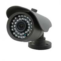 WinBook Security 3.6mm CCD 600 TV Lines Indoor/Outdoor Security Camera with 65ft Night Vision
