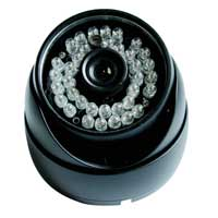 WinBook Security 3.6mm CCD 520 TV Lines Indoor Security Camera with 82ft Night Vision