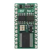 Parallax, Inc. BASIC Stamp 2 Microcontroller Module