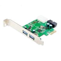 Syba 2PRT USB3 PCIE 19PIN HDR