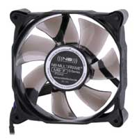 Noiseblocker 80mm x 25mm Ultra Silent PWM Fan