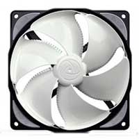 Noiseblocker 120mmx25mm Ultra Silent Bionic Blade Fan