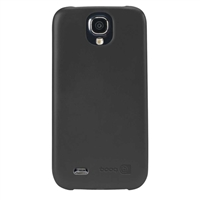 booq Glass and Case for Galaxy S4 - Black