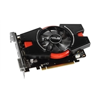ASUS Radeon R7 250X 1GB GDDR5 PCIe 3.0x16 Video Card