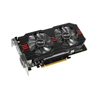 ASUS AMD Radeon R7-250X 2GB GDDR5 PCIe 3.0x16 Video Card