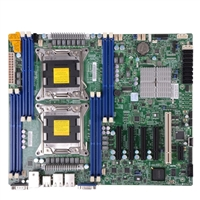 Supermicro X9DRL-iF Dual Socket LGA2011 ATX Intel Motherboard Refurbished