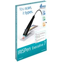 I.R.I.S IRISPen Executive 7