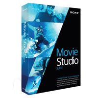 Sony Movie Studio 13 Suite (PC)