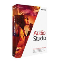 Sony Sound Forge Audio Studio 10 (PC)