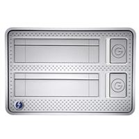 HGST G-Dock EV with Thunderbolt