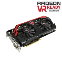 MSI AMD Radeon R9 290 4GB PCIe x 16 3.0 Video Card