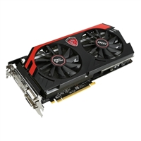MSI Radeon R9 290x Gaming 4GB GDDR5 PCIe Video Card