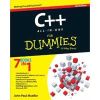 Wiley C++ ALL-IN-ONE DUMMIES