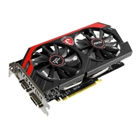MSI N750 TF 1GD5/OC NVIDIA GeForce GTX 750 OC 1024MB GDDR5 PCIe 3.0 x16 Video Card