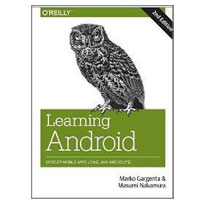 O'Reilly LEARNING ANDROID