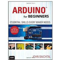 Pearson/Macmillan Books Arduino for Beginners: Essential Skills Every Maker Needs