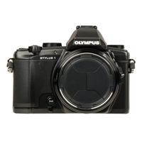 Olympus Stylus 1 12.0 Megapixel Digital Camera - Black