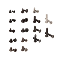 Kingwin 80 Piece Assorted Notebook Replacement Screw Kit