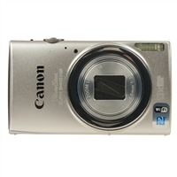 Canon Powershot ELPH 340 HS 16.0 Digital Camera - Silver