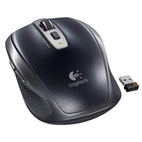 Logitech Anywhere MX Wireless Laser Refurbished - Dark Grey