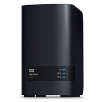 WD My Cloud EX2 4TB Personal Cloud Storage