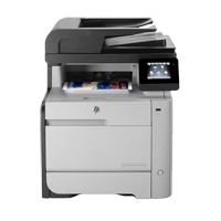 HP LaserJet Pro Color MFP M476dn Printer
